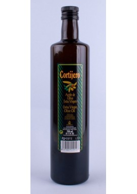 Glass Extra Virgin Olive Oil 750 ml