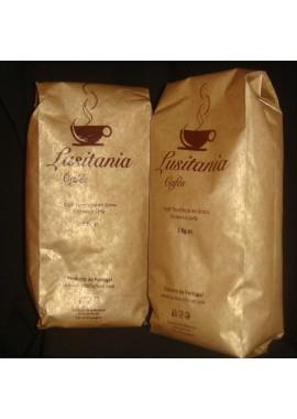 Café Portugués en Grano