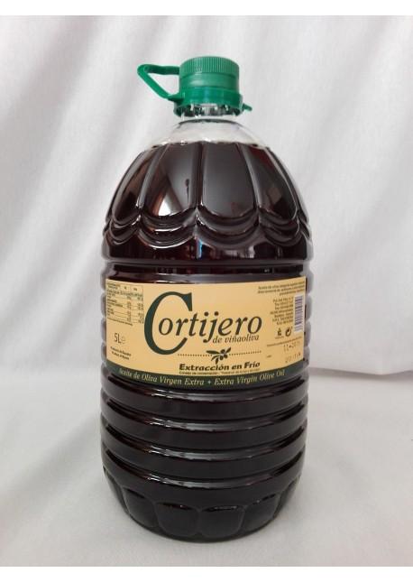 Aceite de Oliva Virgen Extra Formato PET 5 L