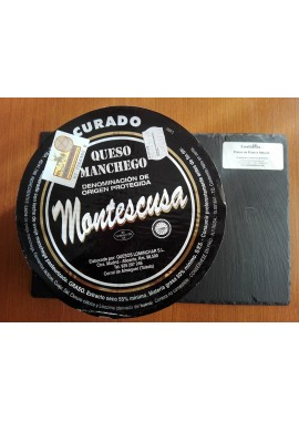 Manchego cheese Black Label