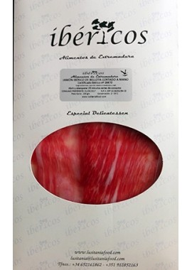 Jamón Ibérico de Bellota en Lonchas