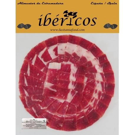Iberico Cebo Shoulder Ham Hand Sliced